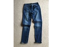 NEXT jeans size 8 relaxed skinny
