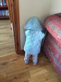 Life size Peek-a-Boo doll
