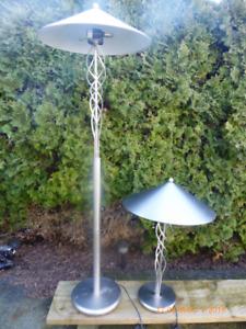 Lamp set  $75.00