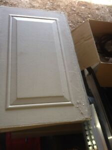 Garage Door Panels and other used / obsolete door parts