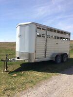 2010 keifer built custom stock trailer