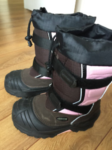 "New  kids ""baffin"" winter boots for sale."