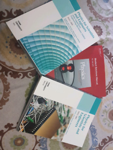 Physics for Scientists and Engineers York University Bundle