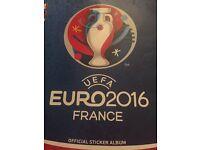 Panini Euro 2016 sticker swap