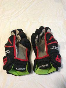 Hockey gloves-Bauer supreme totalone one.6 size 14""