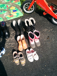 Shoes/ boots for girls and boys