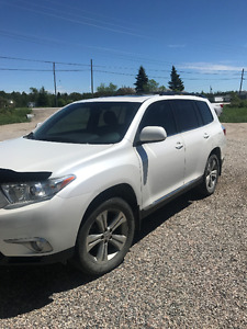 2012 Toyota Highlander Sport Package SUV, Crossover