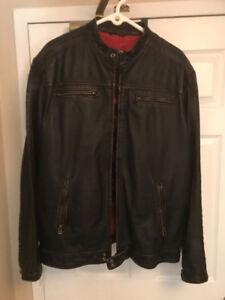 Mens Danier Leather Jacket