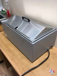 Towel warmer almost brand new!