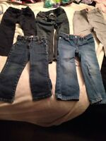 Large lot of Girls 3T Clothing - Some summer, more fall & winter
