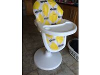 Cosatto 3sixti high chair