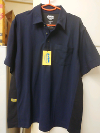 Snickers work t shirt new with tags