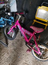 Chids bike