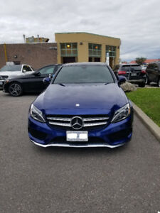 Lease Takeover 2017 Mercedes Benz C300