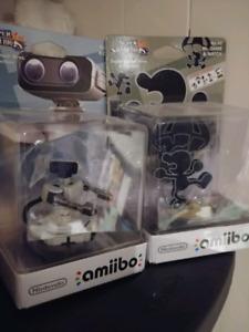Nintendo Amiibo (Unopened) 20$ each