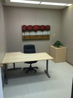 LETEAM OFFICE CENTRE - INDIVIDUAL OFFICES FOR LEASE IN CALGARY