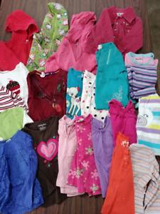 3T Girls Winter clothing