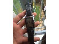 Armani watch for sale only worn it like twice