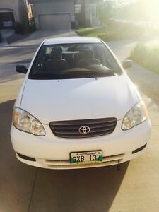 ***Private Sale*** 2004 Toyota Corolla CE