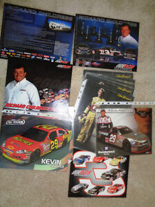 R Childress Earnhardt Bowyer Harvick Reese's Goodwrench Cheerios