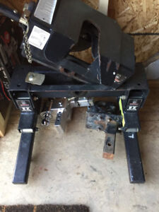 For Sale ~Husky Double Pivot Fifth Wheel Hitch