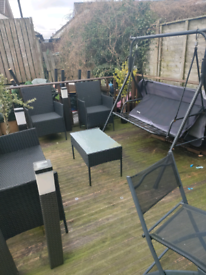 Decking area for sale outdoor garden