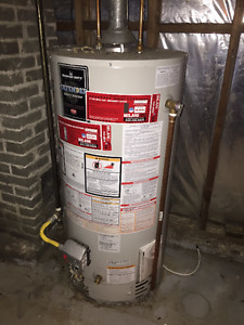 Excellent Condition Hot Water Tank