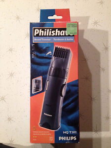 New battery operated beard trimmer