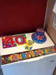 Ensemble pour fêter 40 ans!