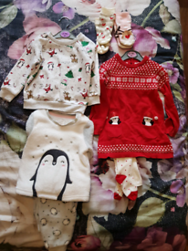 12-18months christmas clothes