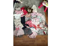 Baby girls up to 3 months. £40