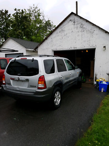 2001 Mazda Tribute, Parts or project