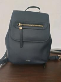 Blue backpack mini- brand new