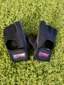 Ladies Weight/Gym Gloves size Small