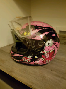 Atv/Snowmobile youth helmet