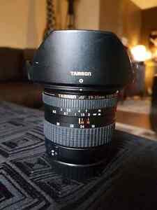 Tamron lens for Canon EF