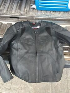 Icon Overlord Leather Jacket