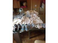 Newborn boy bundle