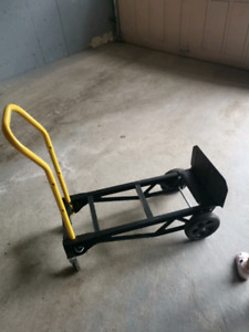Convertible Hand Truck and Dolly