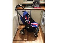 Easywalker Mini Pushchair Front and Rear Facing