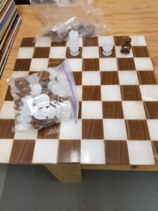 Chess board (marble)