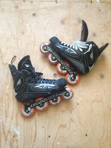 Mission Hockey roller blades/skates