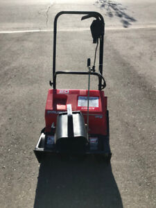 20 INCH MURRAY ELECTRIC SNOWBLOWER