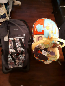 Car seat and baby chair