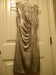 CK dress - never worn just hand washed