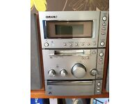Sony Micro Hi-Fi System- CMT-CP505MD