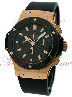 HUBLOT BIG BANG ROSE GOLD & CERAMIC EVOLUTION 44.5mm REF# 301.PM.1780.RX
