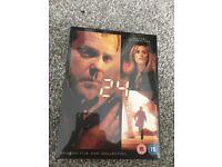 24 season 5 DVD box set brand new