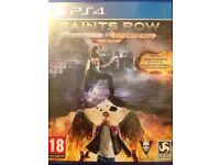 Saints Row 4 PS4 (Gat out of hell edition)