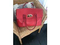 Mulberry style handbag